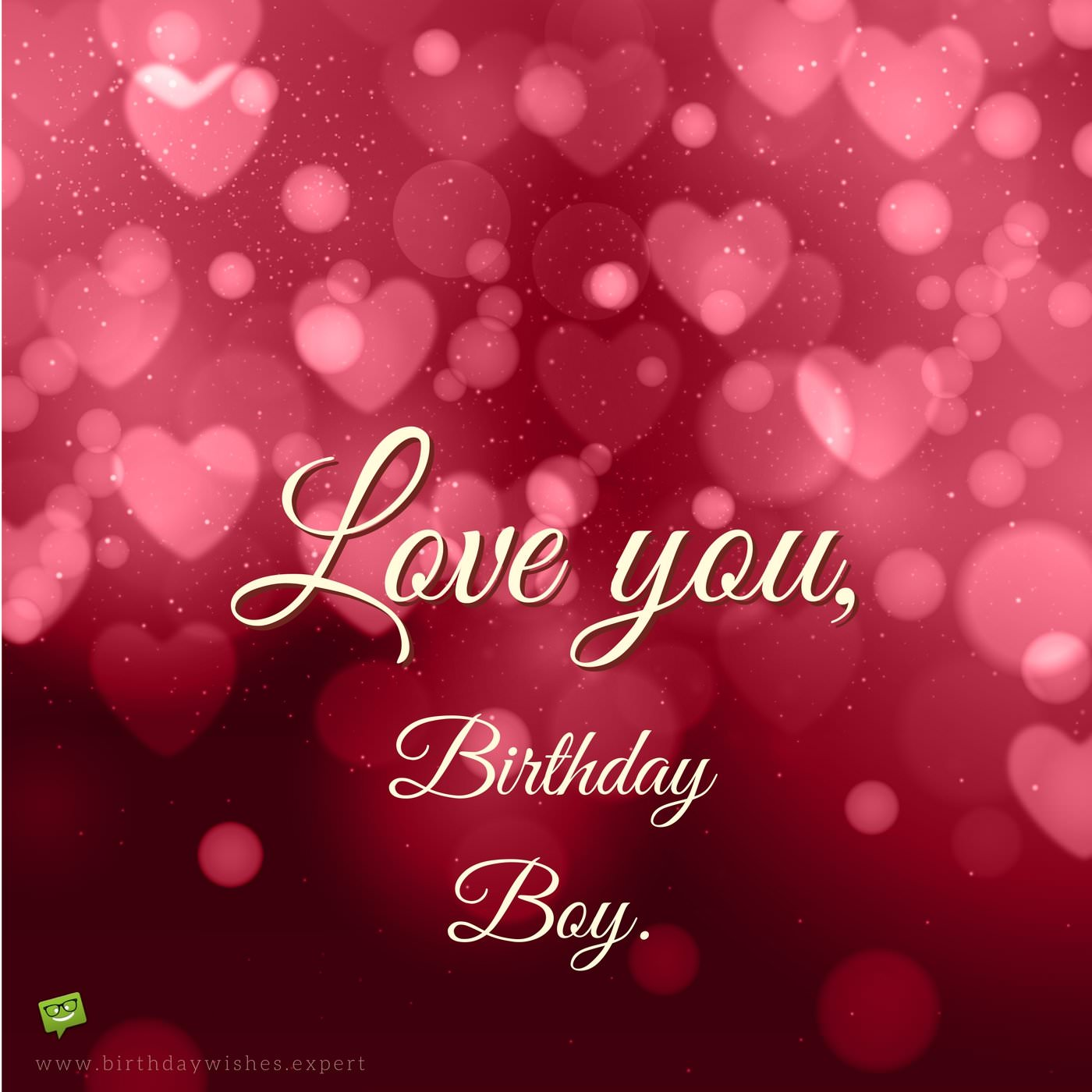 Smart funny and sweet birthday wishes for your boyfriend i love you birthday boy m4hsunfo
