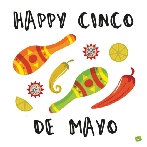 Happy cinco de mayo wish