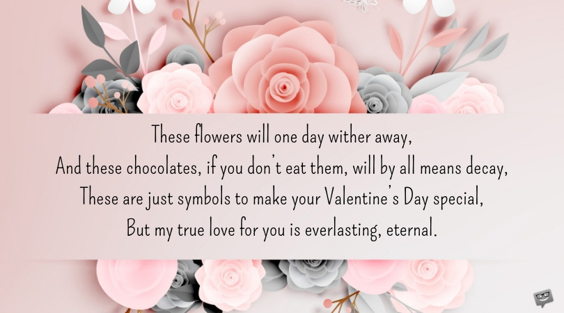 To Have and To Hold You | Valentine's Day Poems