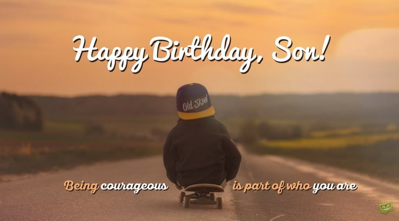 Why these Parents are Proud   Birthday Wishes for your Son