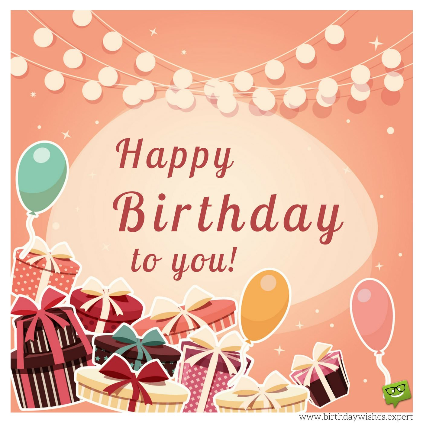 Happy Birthday Wishes For Your Facebook Friends Happy Birthday Wishes To You Like