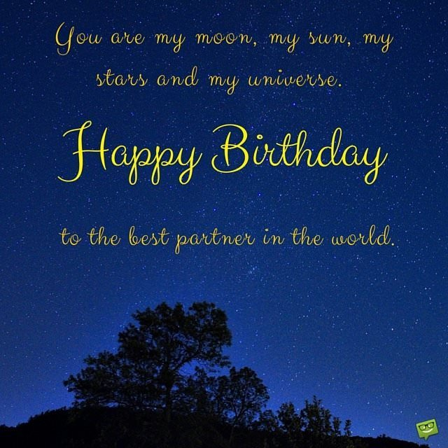 Happy Birthday Universe Quotes: Romantic Birthday Wishes For Boyfriends