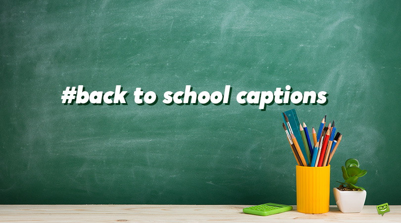 48 Back to School Captions for the New Academic Year