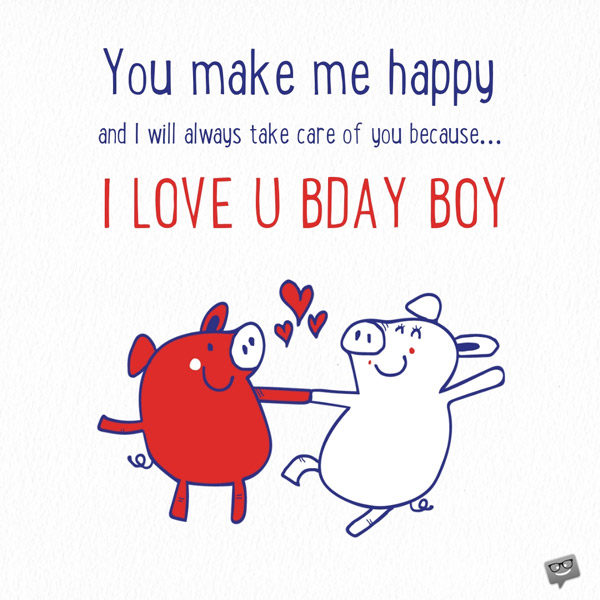 Pleasing 101 Funny Birthday Messages For Your Boyfriend Funny Birthday Cards Online Alyptdamsfinfo