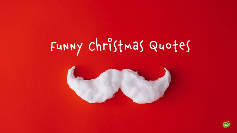62 Funny Christmas Quotes Before or After FaLaLaLaLa