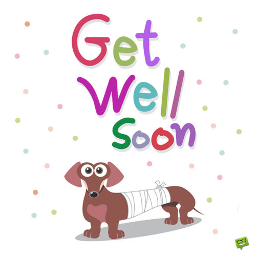 Image to help you wish get well soon.