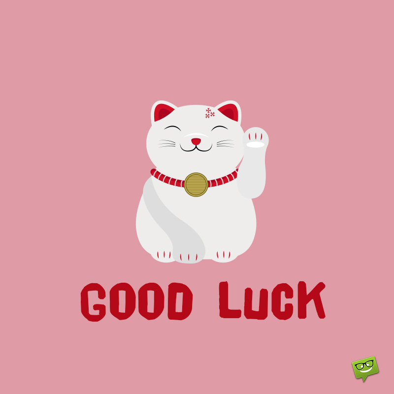 Good Luck Messages For Interviews And Future Endeavors