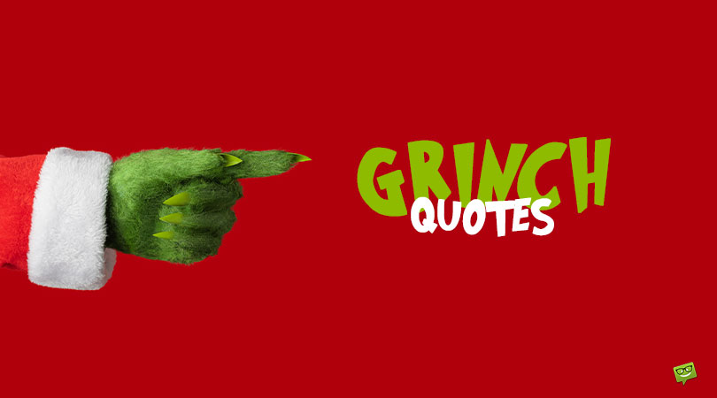 50 Quotes From How the Grinch Stole Christmas Movie That Will Brighten Up Your Holiday Season
