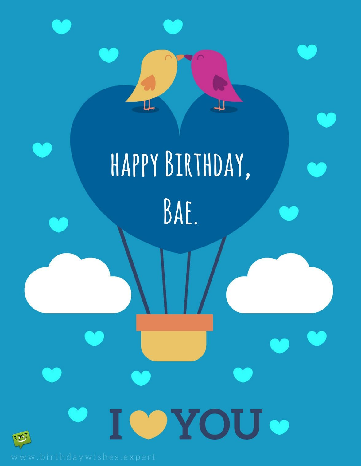 Image result for happy birthday bae wishes
