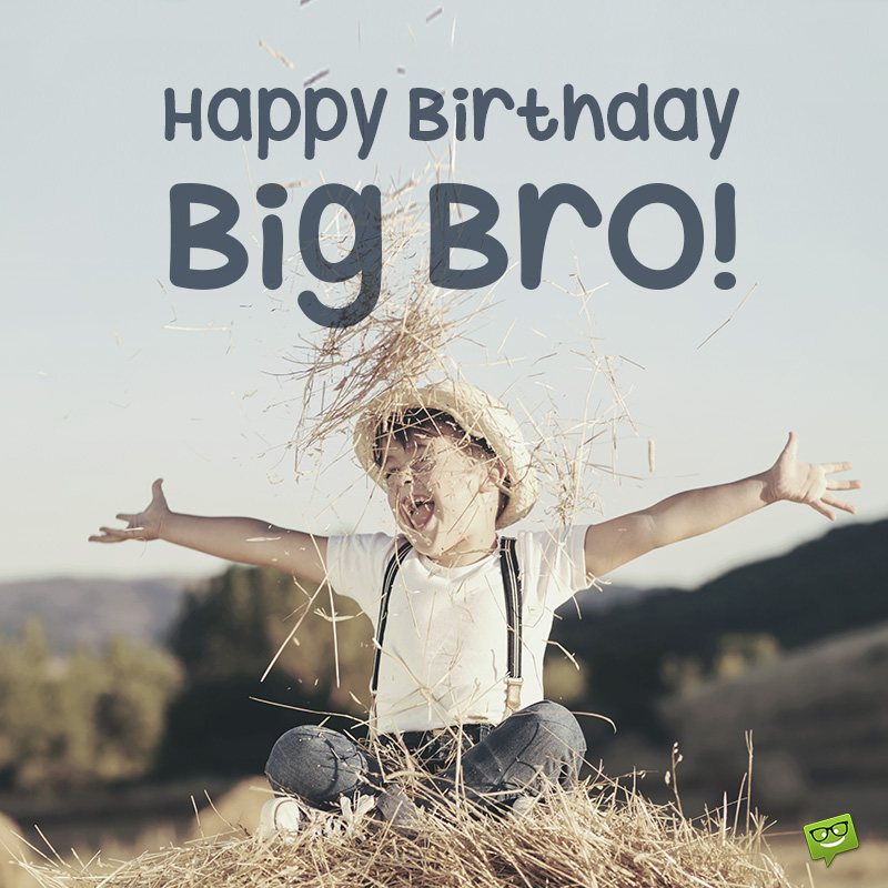 Pleasant Happy Birthday Brother Best Birthday Wishes For Your Bro Personalised Birthday Cards Bromeletsinfo