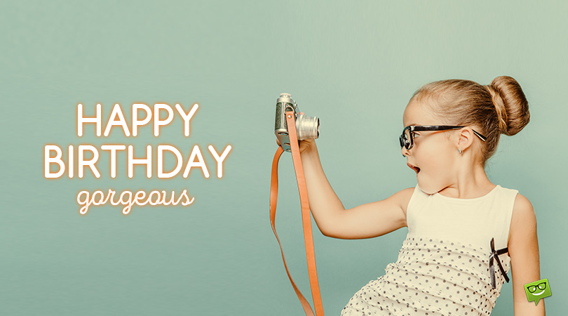 Fabulosity Has No Age | Happy Birthday, Gorgeous!