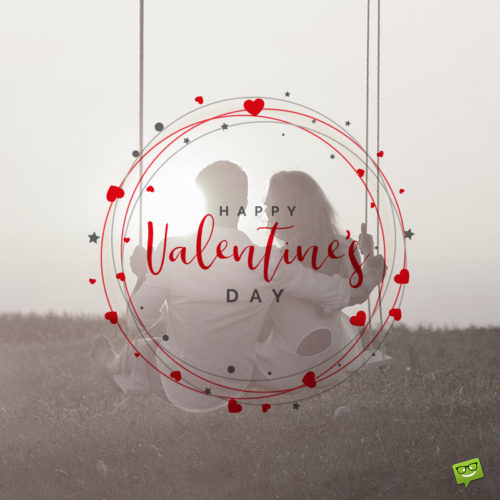 Happy Valentine's day image for your love.