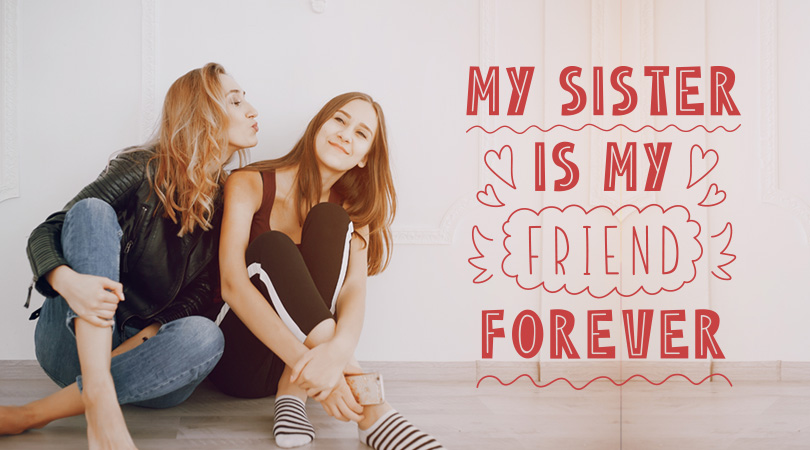 My Ray of Sunshine | I Love You Messages for my Sister