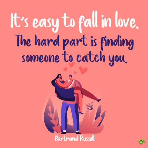 Funny love quote to note and share.