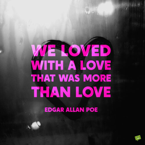 Love quote for him.