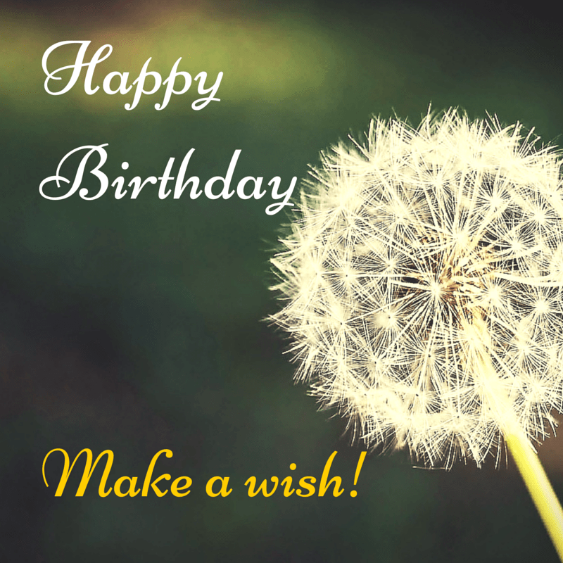 Make A Wish Happy Birthday Greeting Card: Ultimate List Of Romantic Wishes For Birthday Occasions