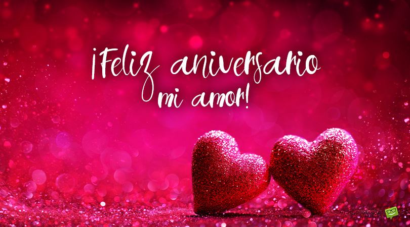 Celebra el Amor | ¡Feliz Aniversario de Boda!