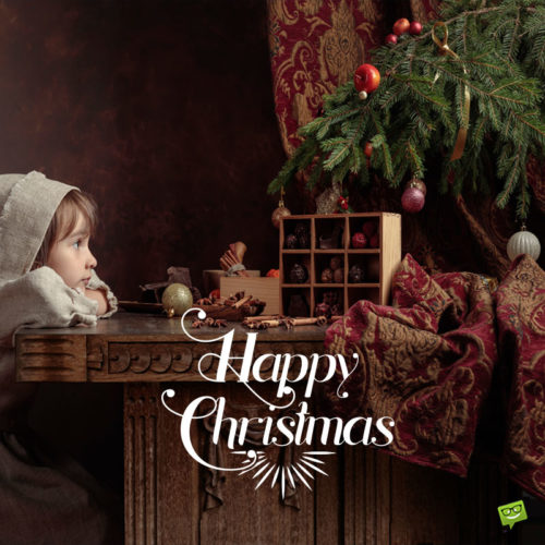 Merry Christmas Picture.