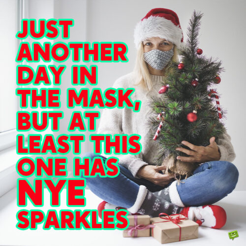 NYE caption for your photo posts.