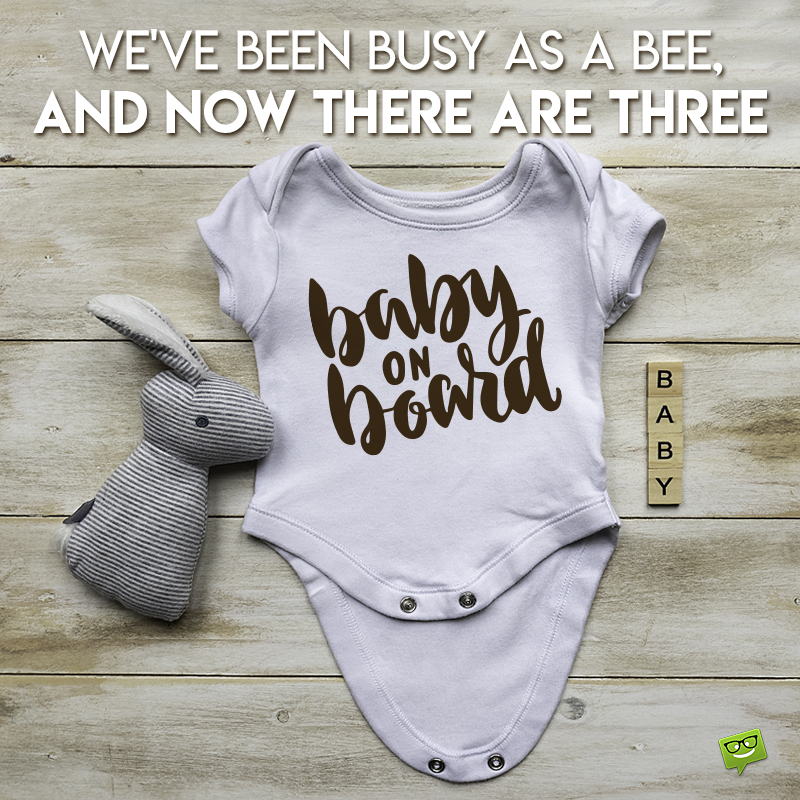 Pregnancy Announcement Quotes | A Bigger Family
