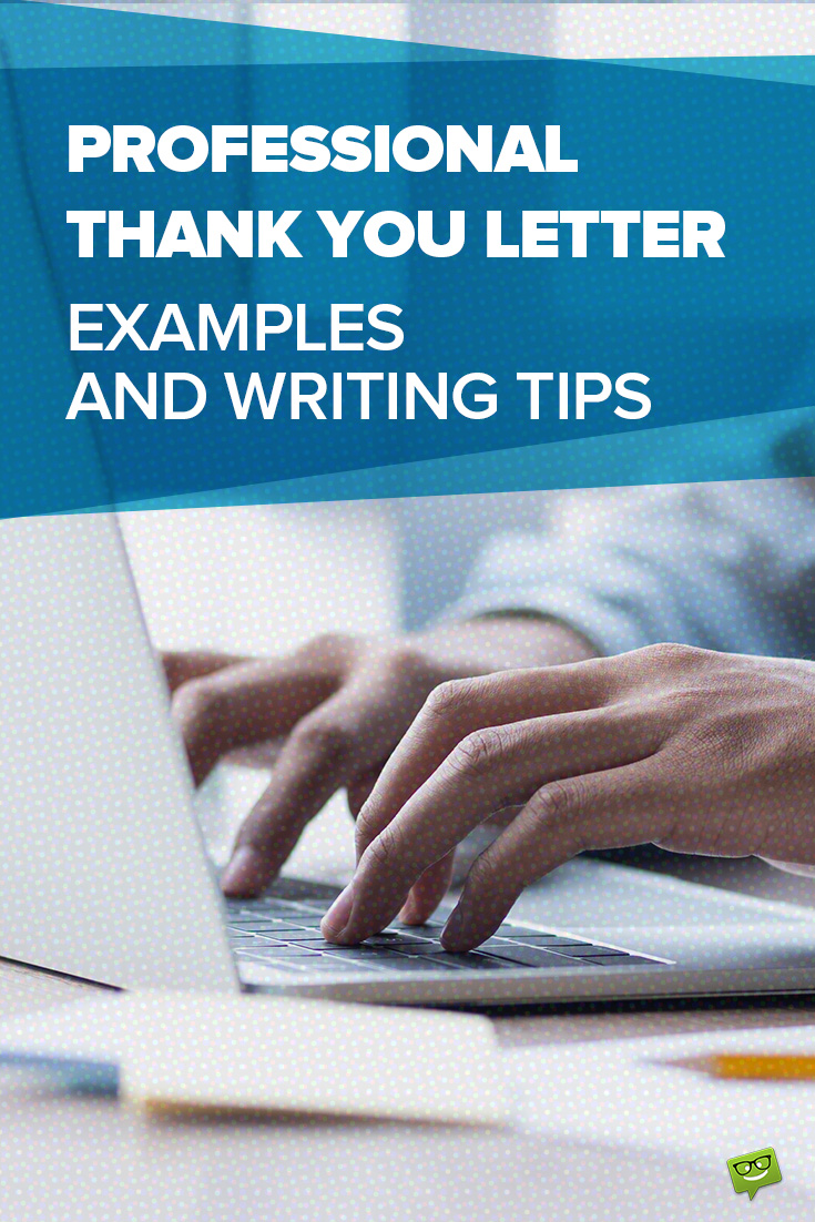 Thank You Letter Tips from www.birthdaywishes.expert