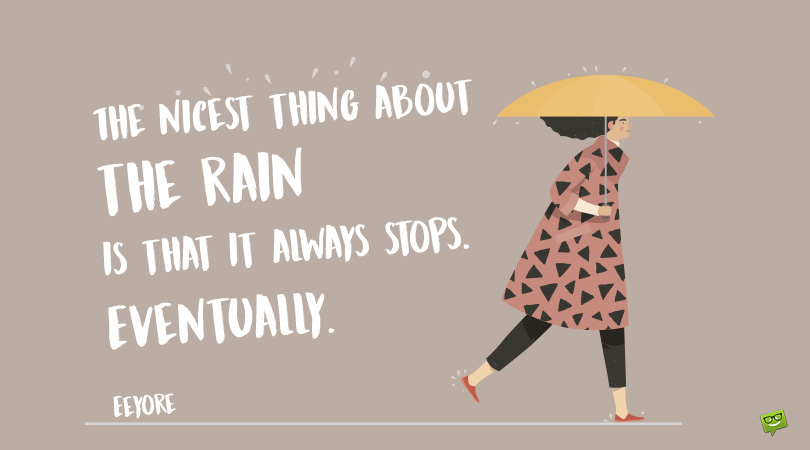 120 Famous Rain Quotes   Feel It, Don't Just Get Wet