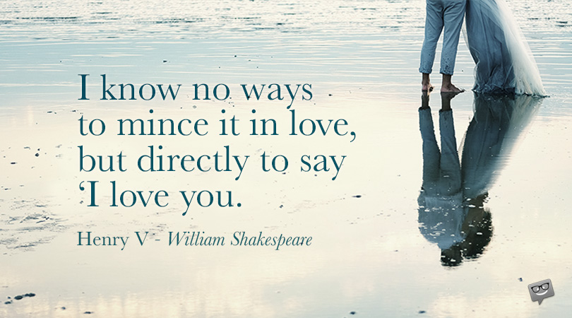 Shall I Compare Thee to a Summer's Day? | Shakespeare Love Quotes
