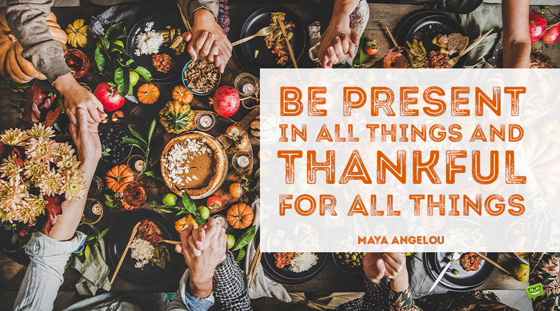 Too Good To Pass By   82 Thankful Quotes