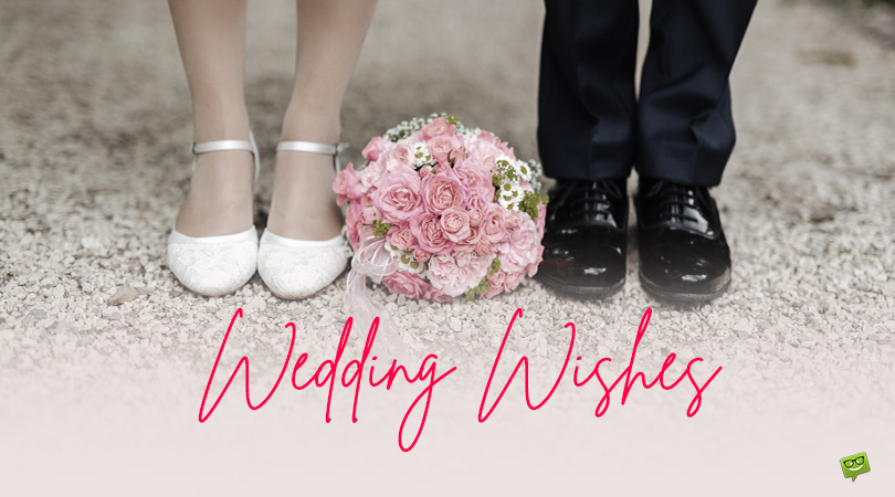 Words of Love for a Couple's Special Day | 125 Wedding Wishes