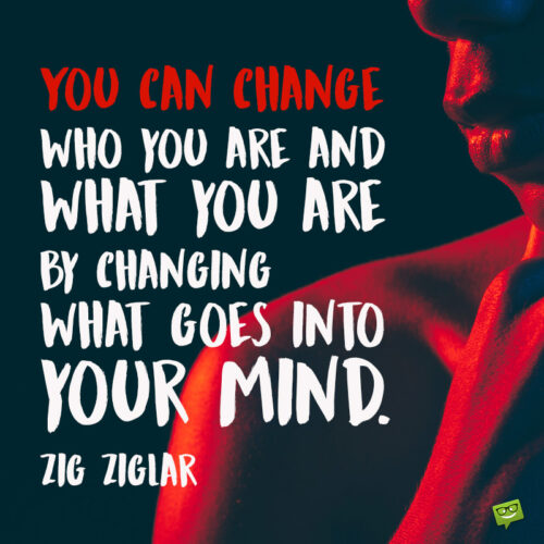 Change quote by Zig Ziglar to note and share.