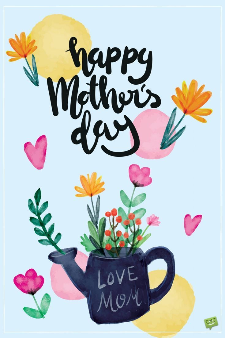I Love You Mom Happy Mothers Day Images Part 2