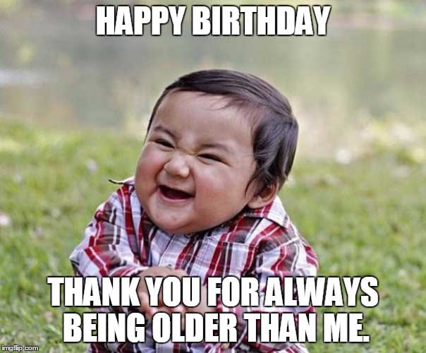 Huge List Of Funny Birthday Messages+Wishes