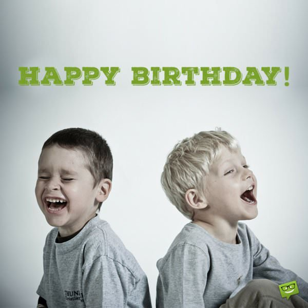 Happy Children on their Special Day | Kids Happy Birthday Wishes