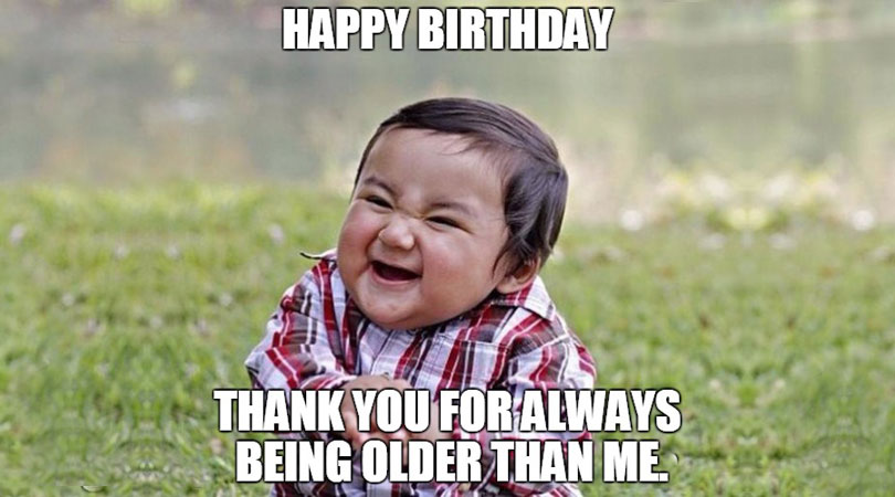 Huge List Of Funny Birthday Messages Wishes Cracking Jokes