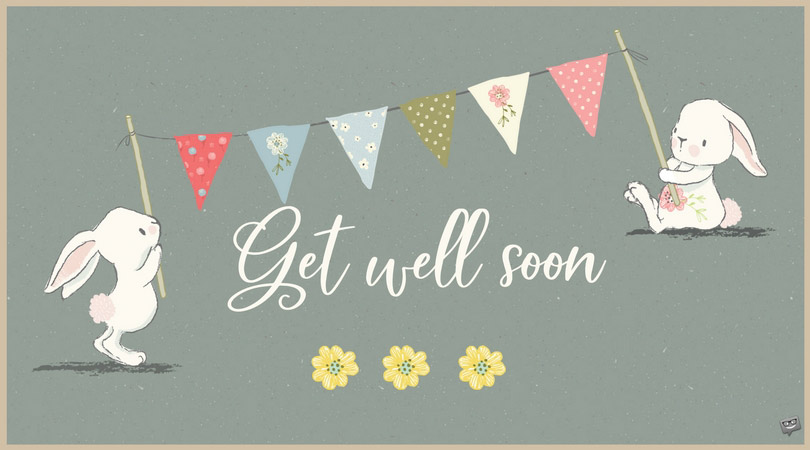 Get Well Soon Quotes with Great Images to Share