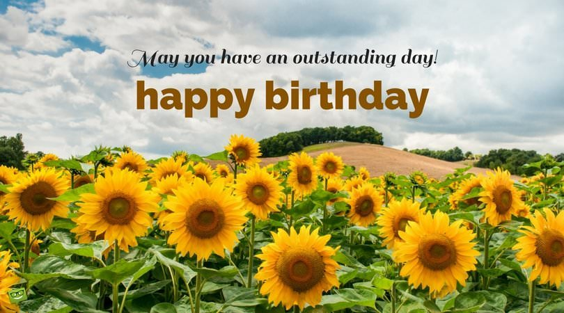 100 Unique Birthday Wishes to Post and Share