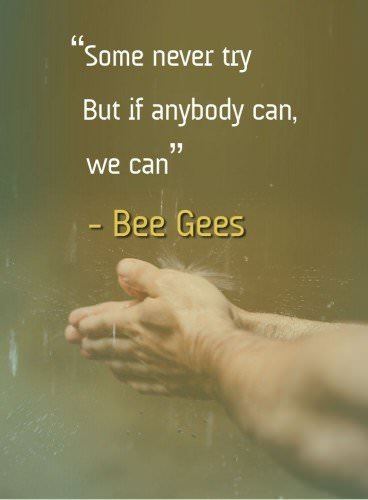 """Bee Gees - """"You win again"""""""
