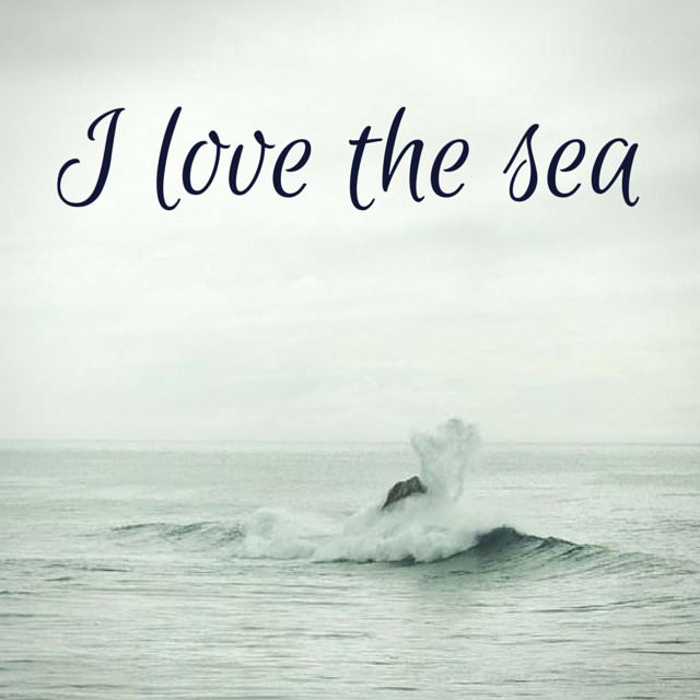 "Quotes About The Ocean And Love: ""Let The Summer Begin!"" Quotes"