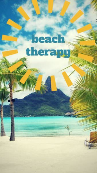Beach Therapy!