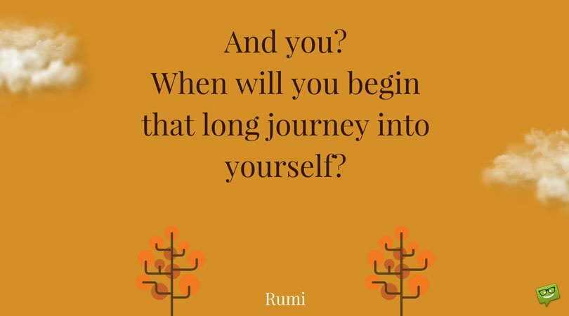 The Best 20 Rumi Quotes | Birthday Wishes Expert