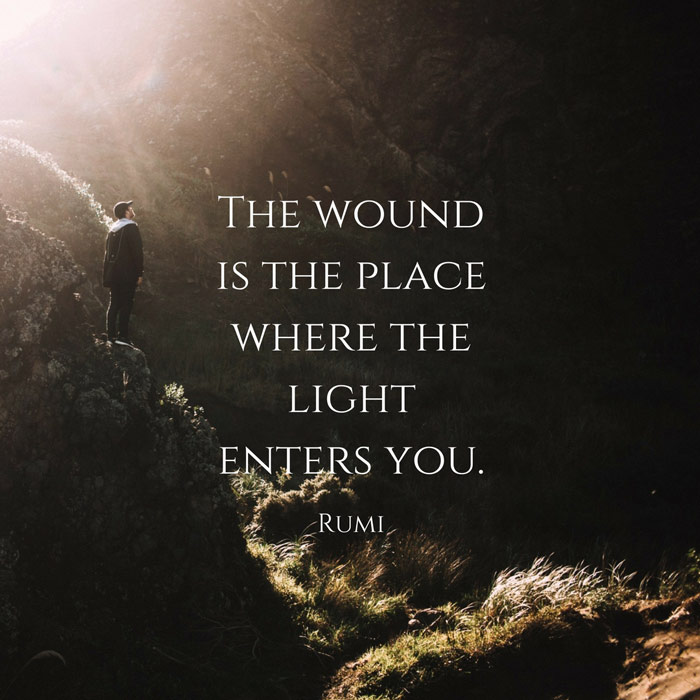 The Best 20 Rumi Quotes Inspirational Words Of A Poet