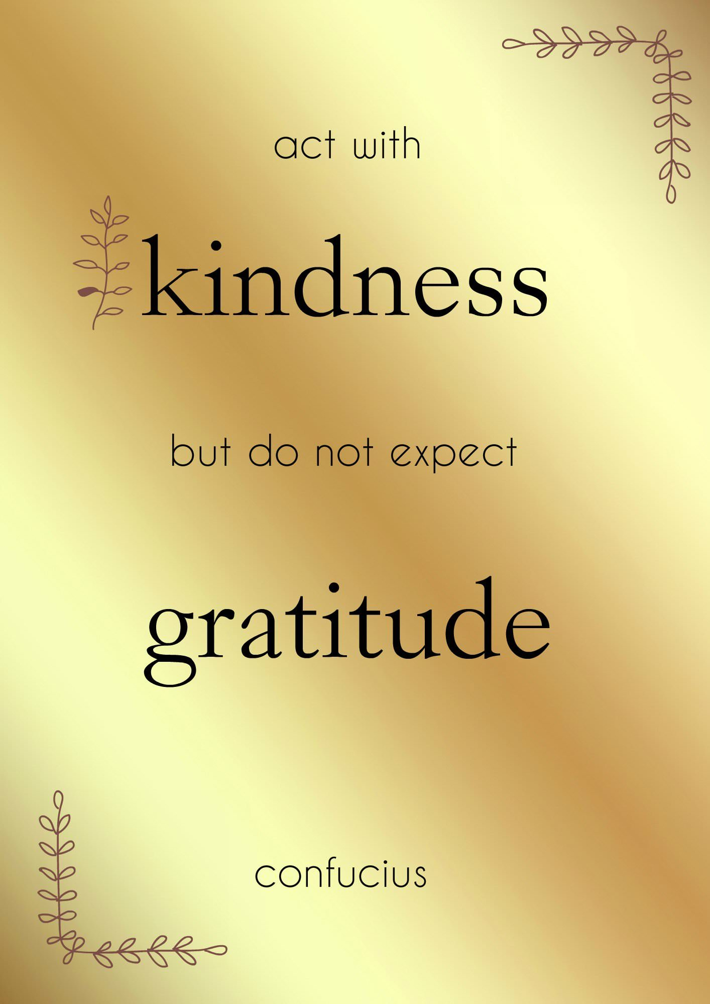 Quotes Gratitude Beautiful Quotes About Kindness