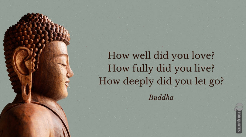 Awesome How Well Did You Love? How Fully Did You Live? How Deeply Did You