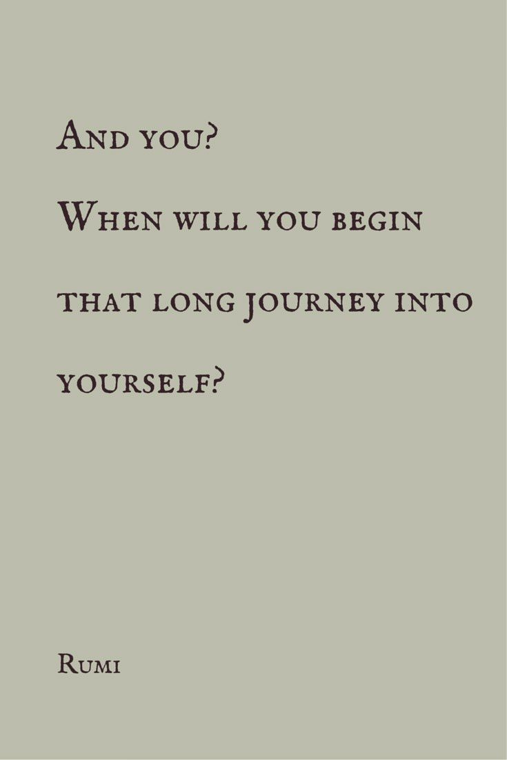 And you-When will you begin that long