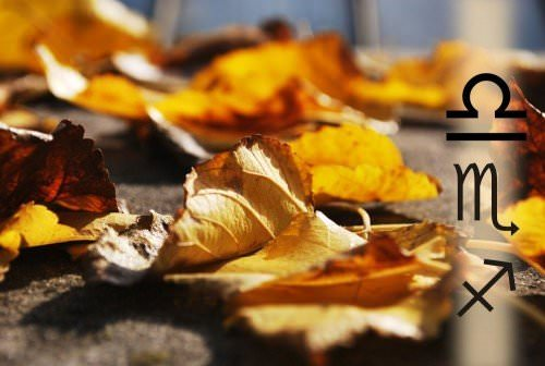 Birthday wishes for the Autumn Zodiac Signs.
