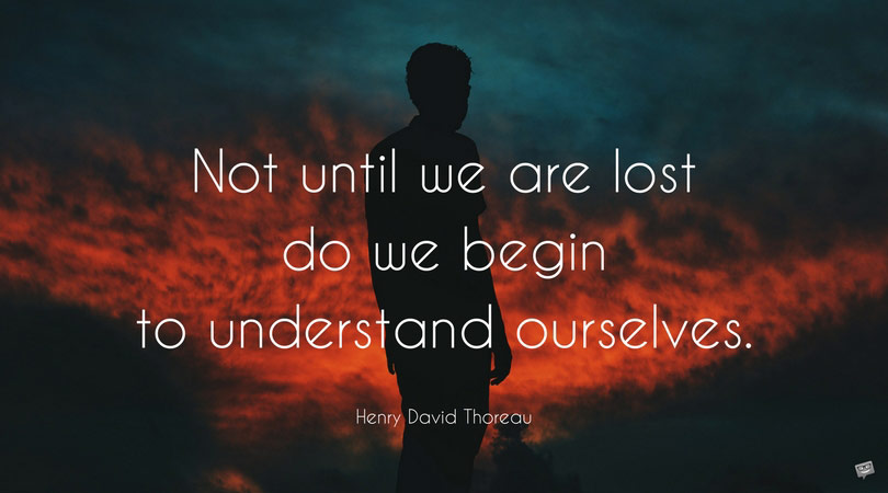 Henry David Thoreau Quotes to Live By
