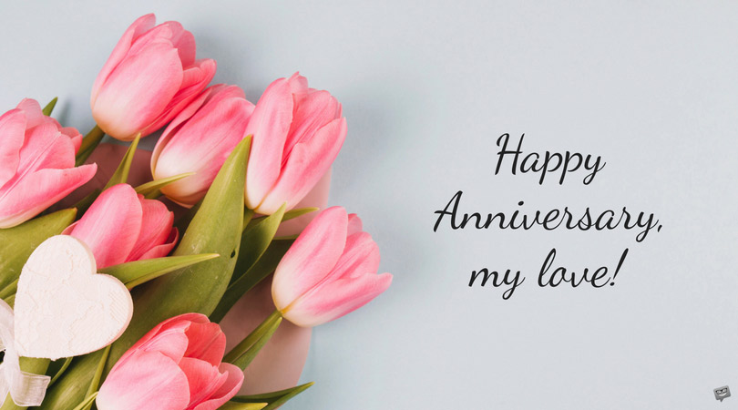 Anniversary Wishes From Wedding To Employment Anniversaries