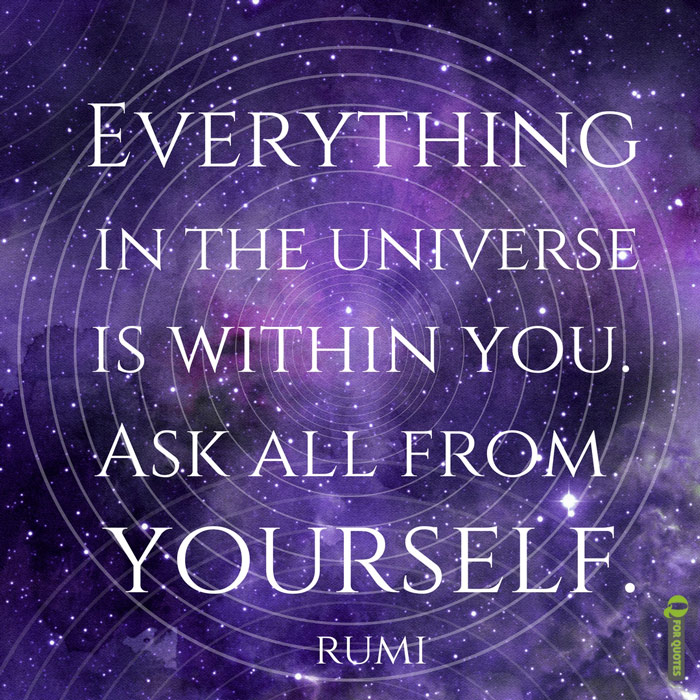 Rumi Quotes To Help You Enjoy Life Part 2