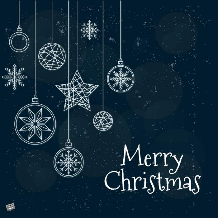 250 Merry Christmas Wishes + Cute Season\'s Cards to Share