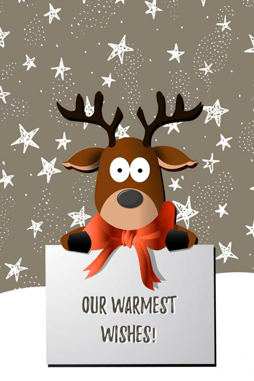 our warmest wishes - Cute Christmas Pics